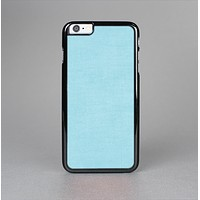 The Vintage Blue Surface Skin-Sert Case for the Apple iPhone 6 Plus
