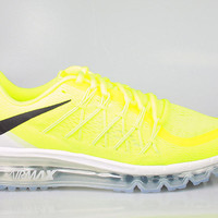 Nike Men's Air Max 2015 Volt Black