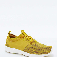 Nike Juvenate Mustard Textile Trainers - Urban Outfitters