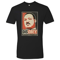 Martin Luther King Disobey Graphic T-Shirt
