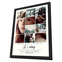 If I Stay 27x40 Framed Movie Poster (2014)