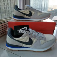 """Nike Internationalist"" Retro Casual Unisex Sneakers Fashion Couple Running Shoes"