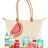 Perfect Summer Tote & Watermelon Pouch Summer Favorites
