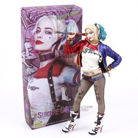"Crazy Toys Suicide Squad Harley Quinn 1/6th Scale Collectible Figure Model Toy 12"" 30cm"