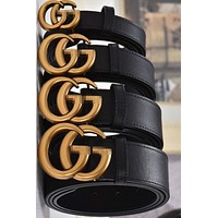 GG Buckle Belt