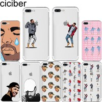 Drake Silicon Phone Cases Cover