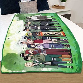 Naruto Blanket 220GSM  Blanket, 45 x 60 inches