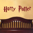 Custom Personalized Name Decal in Harry Potter Font