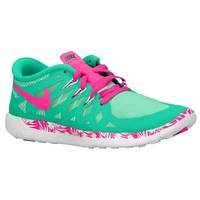 Nike Free 5.0 - Girls' Grade School at Champs Sports
