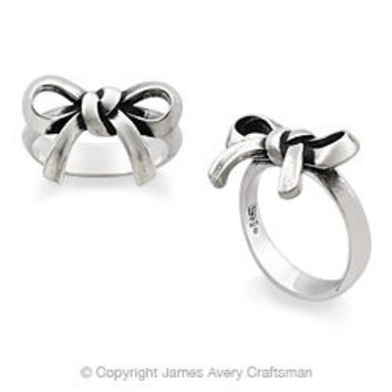 Bow Ring from James Avery