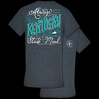 Southern Couture Classic Collection Kentucky State Of Mind T-Shirt