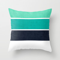 Katerina Throw Pillow by Pattern Pillows