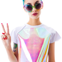 UNIF Spacer Top White