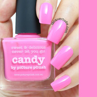 Picture Polish Candy Nail Polish