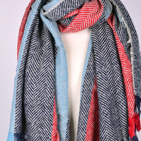 Class Act Blanket Scarf