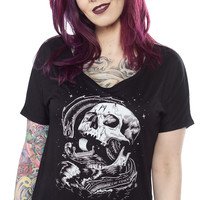 CAT COVEN MIDGARD SLOUCHY TEE