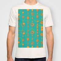 Vintage lines T-shirt by Tony Vazquez