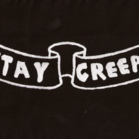 Stay Creepy Patch