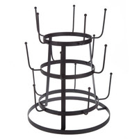 Black Metal Coffee Mug Rack | Hobby Lobby | 1312917