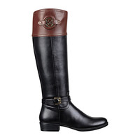 Liz Claiborne® Phyliss Womens Riding Boots - JCPenney