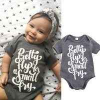 2016 new style baby boy girl clothing rompers short sleeve summer one piece clothes newborn baby garment infant kids suit