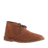 J.Crew Mens Classic Macalister Boots In Suede