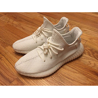 adidas Yeezy Boost 350 V2 Men's Shoes // Cream/White // US 12 // CP9366