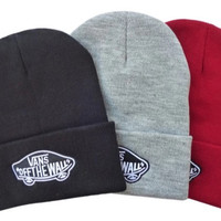 Vans Off The Wall Beanies
