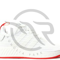 NMD R2 PK - WHITE / RED