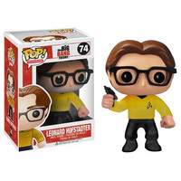 Funko POP! Television - Vinyl Figure - LEONARD (Star Trek): BBToyStore.com - Toys, Plush, Trading Cards, Action Figures & Games online retail store shop sale