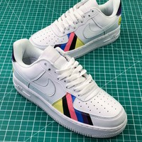 Sean Wotherspoon X Nike Air Force 1 Af1 Low Qd1801-100 Sport Shoes - Best Online Sale