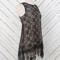 Altar'd State Lace in Abundance Tunic   Altar'd State