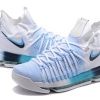 "Nike  Zoom  KD 9 Kevin Durant  Ⅸ ""Playoffs""  Men's  Basketball Shoes"