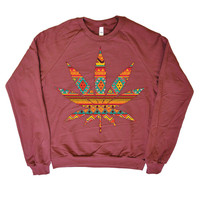Some Girls Get High — Weed & Wisdom Crew Neck