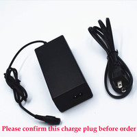 Universal Hoverboard Battery Charger 42V 2A Li-ion for 6.5/8/10 Inches