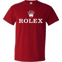 Rolex Antique Cherry Red T-Shirt
