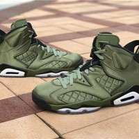 DCCK Air Jordan 6 Retro 'Gatorade' Nylon