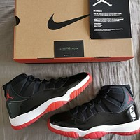 Air Jordan 11 classic all-match sneakers basketball shoes