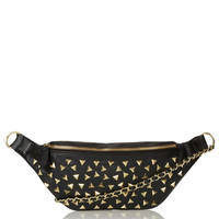 Geo Studded Bumbag - Rave New World - Collections - Topshop