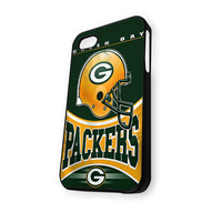 Bay Packers Logo iPhone 4/4S Case