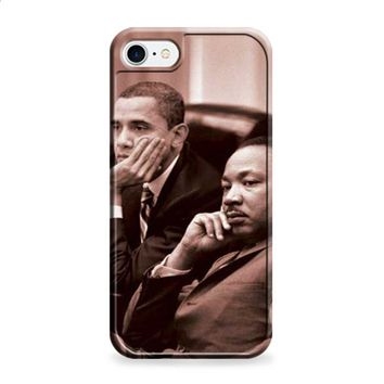 Obama and MLK iPhone 7 | iPhone 7 Plus case