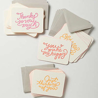 Anthropologie - Every Occasion Notecard Set