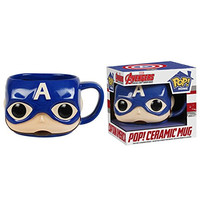 Funko POP Marvel Captain America Ceramic Mugs