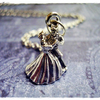 Tiny Prince and Princess Dancing 3D Charm by EvelynMaeCreations