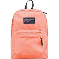 Jansport Superbreak Backpack, Coral Peach (T5019SA) | Staples