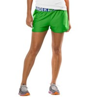 """Women`s Play Up 3"""" Short Bottoms by Under Armour"""