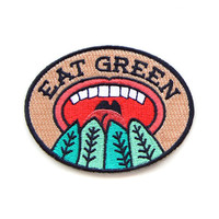 Eat Green Patch