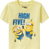Old Navy Despicable Me Tees For Baby
