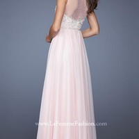 La Femme 19871 | La Femme Fashion 2014 - La Femme Prom Dresses - Dancing with the Stars