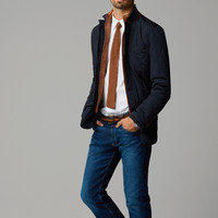 QUILTED BLAZER WITH REMOVABLE LINING - View all - Jackets - MEN - United States of America / Estados Unidos de América